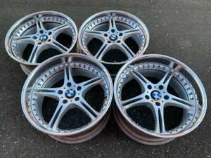 Wow Stunning Rare Set Of Ssr Gt3 3pce 19 Inch Rims Being Restored To Perfection