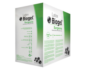 Biogel Surgical Gloves 30475 Sterile Pf Latex Size 7 5 Case 200 395