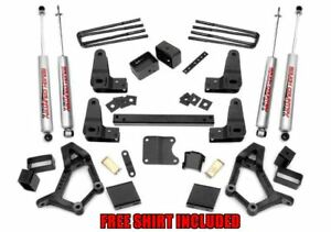 Rough Country 4 5 Suspension Lift Kit For 1986 1995 Toyota Pickup 4runner 4wd
