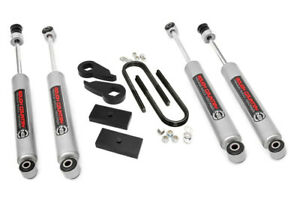 Rough Country 2 5 Leveling Lift Kit For 1997 2003 Ford F 150 4wd