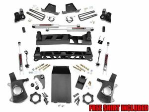 Rough Country 6 Suspension Lift Kit For 1999 2006 Chevrolet Gmc 1500 4wd