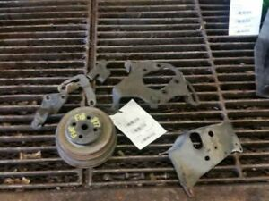 1983 Chevrolet 30 Pickup Engine Pulley brackets Assembly 8 350 482465