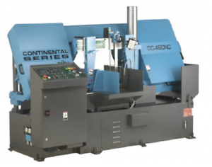 New Doall Dc 460nc Production Band Saw 3077