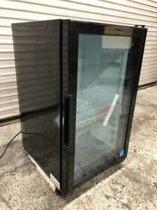 New Glass Door Counter Top Drink Display Cooler Refrigerator Led Idw G 7f 9246