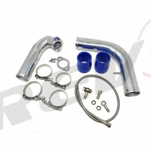 Rev9 Turbo J Pipe Kit 95 99 2g Eclipse Talon Tsi Dsm 16g 20g Gst Gsx 4g63