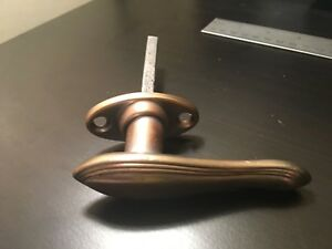 Vintage Antique Hudson Dodge Ford Chrysler Buick Nash Door Handle Reo Olds