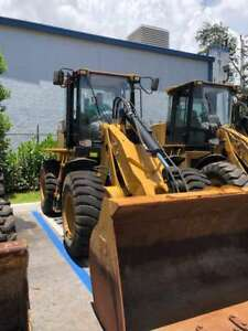 2013 Caterpillar 924h Wheel Loader
