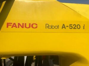 Fanuc A 520i Robot And Controller