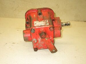 Transmission Pickup Truck Chelsea Pt 3dw Pto Power Take Off 24 Teeth Tooth