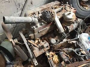 Please Help Me Identify This 1936 Dodge Flathead Motor For Sale