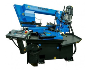 New Doall Ds 320sa Dual Miter Semi Automatic Band Saw 3083