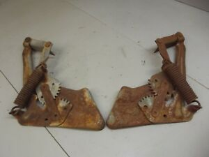 Chevrolet Truck Hood Hinges 1955 1956 1957 2nd Series 3100 Chevy