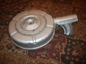 Original 1964 1965 1966 Ford Mustang V8 260 289 Air Cleaner W snorkle 3h Nice