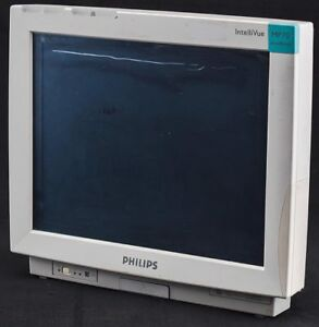 Philips Mp70 Intellivue Anesthesia Patient Monitor 15 Touch Display M8007a
