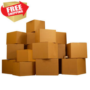 Uboxes Moving Boxes Value Economy Kit 2 Qty 30 Supplies