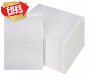 Bubble Out Bags 10 X 15 5 Clear Cushioned Pouches 10 X 15 1 2 By Amiff Pack