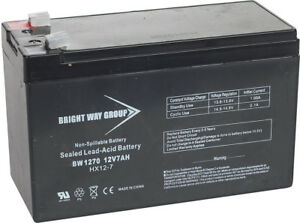 Tru test Replacement Battery For Solarguard 155