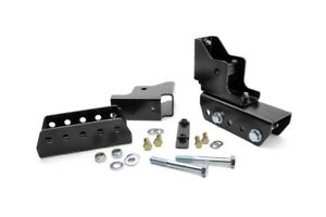 Rough Country Shackle Relocation Kit For 1984 2001 Jeep Cherokee Xj 4wd 2wd