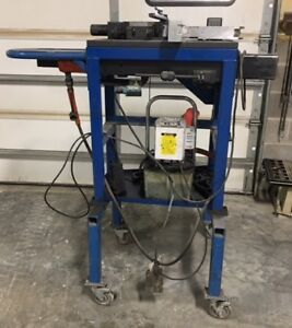 Mittler Brothers 2500 hd Hydraulic Tube Pipe Bender Bundle Pickup deliver