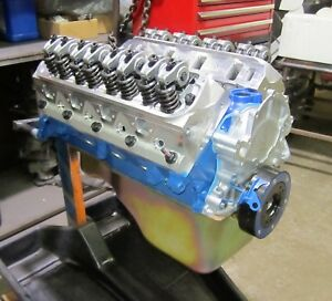 400 Hp Ford 347 Stroker Engine Motor With Edelbrock Heads free Shipping