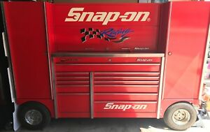 Snap On Double Bank Pit Box Tool Wagon Tuv In Nj Can Deliver Or Ship