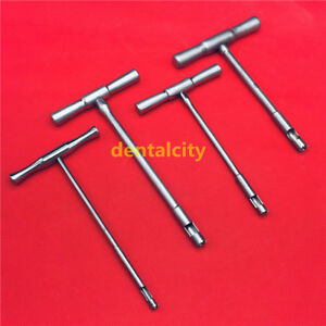 Hollow Mill For Removal Of Bone Screws Extractor Orthopedics Instrument 4