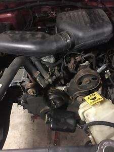 1998 Jeep Wrangler Tj 2 5 4 Cylinder Engine