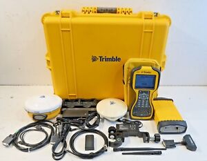 Trimble Sps852 Base Sps882 Rover 900mhz Tsc3 With Scs900 3 73