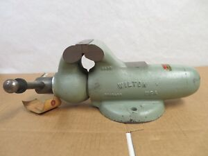 Wilton Bullet Vise 400 4 New Never Used With Decals Tags 11 1953 65 Years Old