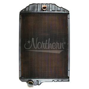 Northern 219572 Jd John Deere 4555 4650 4755 4850 4950 Radiator Re38664 Re21893
