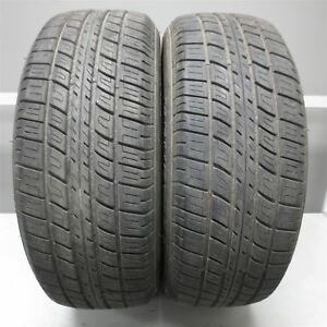 225 60r16 Kenda Kenetica Kr17 98h Tire 8 32nd Set Of 2 No Repairs