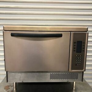 Rapid Cook Convection Microwave 2012 Turbochef Ngc 9289 Fast Bake Nsf Commercial