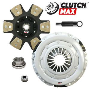 Cm Stage 4 Performance Clutch Kit 86 01 Ford Mustang T5 Tremec 600 Tko 26 Spline