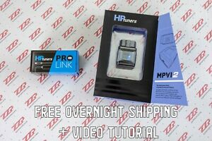 Hp Tuners Mpvi2 Pro Vcm Suite Base Unit Fits Gm Dodge Free Ship In Stock