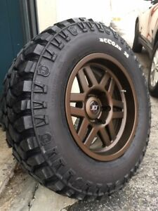 Scs Stealth 6 Wheel And Mickey Thompson Tire For Tacoma 4runner Fj Cruiser
