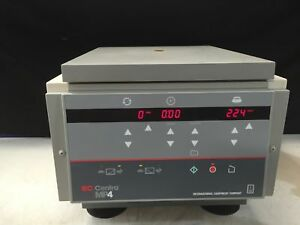 Iec International Equipment Centra Mp4 Benchtop Refrigerated Centrifuge Thermo