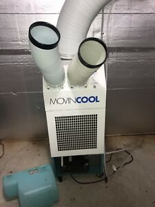 Movincool Classic Plus 26 Portable Spot Air Conditioning Cooler Ac Unit