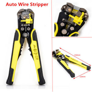 Multifunction Auto Car Wire Stripper Cutter Crimper Plier Electric Tool Durable