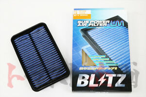 765121054 Blitz Sus Power Air Filter Lm St 44b Celica Zzt230 Zzt231 1zz fe