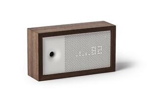 Awair Know Whats In The Air You Breathe Air Quality Monitor Brown Frame Gen 1