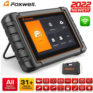 Ucandas Vdm Wifi Scanner Obd2 Car Full System Reset Diagnostic Tool 8 Tablet