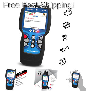 Innova Color Screen 3150f Code Reader scan Tool With Abs srs And Bluetooth Fo