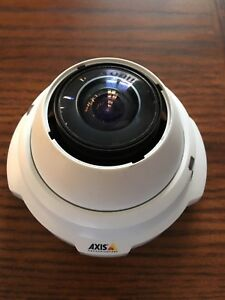 Axis 212 Ptz Network Ip Web Surveillance Security Color Cam Camera 0257 001 Poe