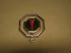 Nos Pontiac Grand Prix Hood Ornament Emblem 1984 87 Vintage Gm Gp