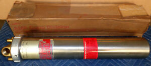 Amf Cuno Stainless Steel Filter Housing Ct 102 4453 102 300 Psi Nib