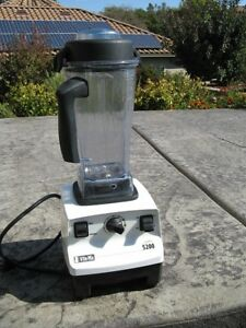 Vita mix 5200 Mixer Blender With Canister And Lid Vmo 103