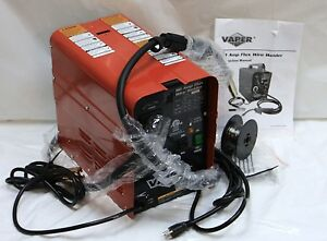 Vaper 41185 90 Ampere Gasless Wire Feed Welder 115