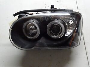 2004 2005 Subaru Impreza Wrx Driver Left Aftermarket Headlight M100