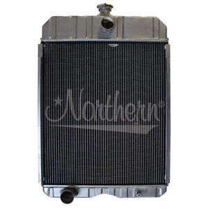Northern 219559 Internatio nal Ih 460 560 Tractor Radiator 370414r1 370415r92