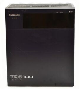 Panasonic Kx tda100 Digital Hybrid Ip pbx Basic Cabinet Refurbished